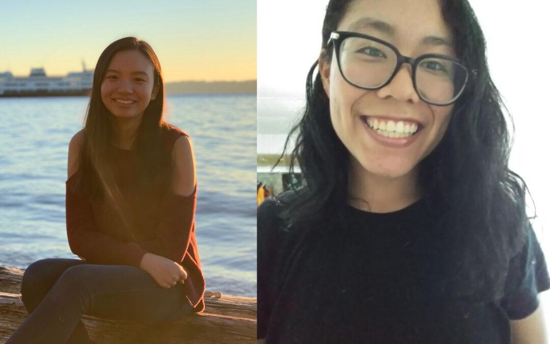 Meet Summer Interns Vy and Anahi!