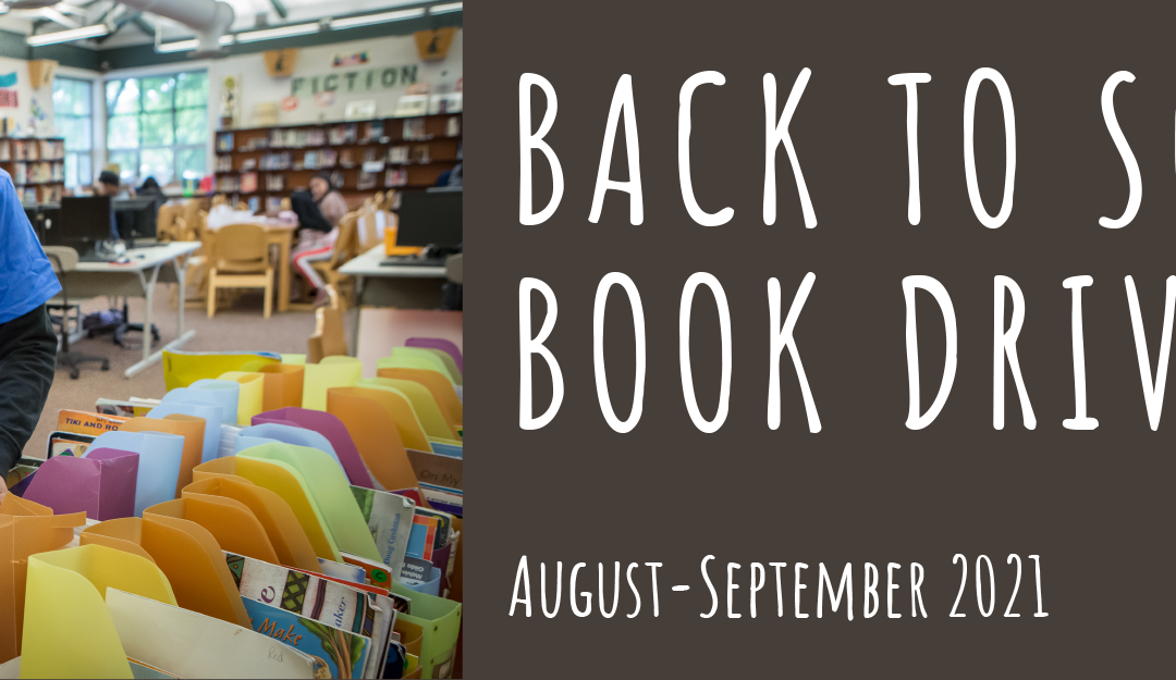 2021 Back to School Book Drive